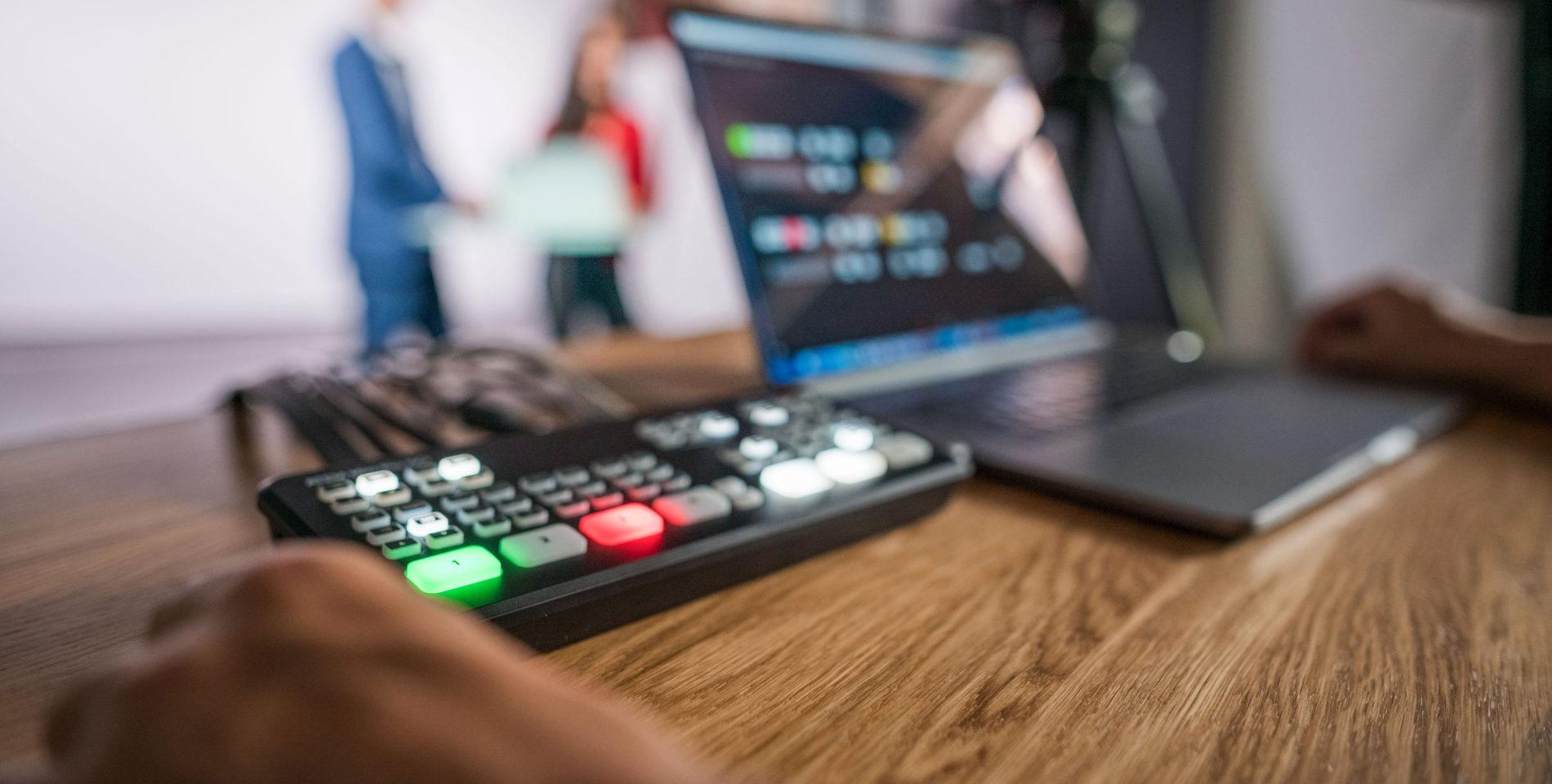 Technische Betreuung deines Livestream Projekts